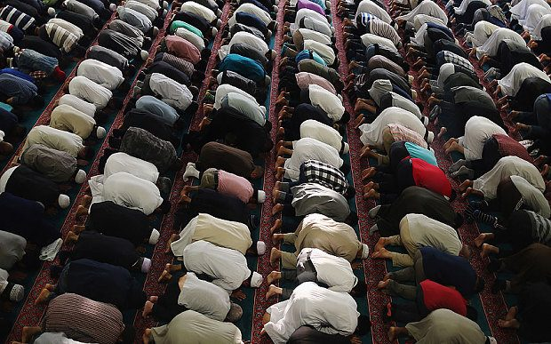 Muslim population in some EU countries could triple, says report